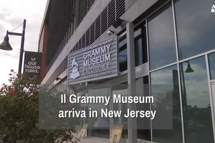 Il Grammy Museum arriva in New Jersey