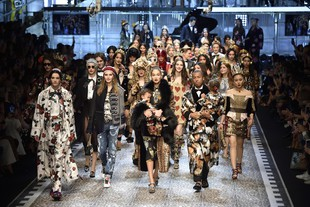 Milan Fashion Week: Dolce and Gabbana