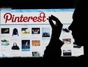 Photo-sharing network Pinterest [ARCHIVE MATERIAL 20120323 ] (ANSA)