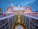 Harmony of the Seas - Royal Caribbean (ANSA)