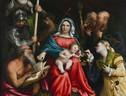 mostra Lorenzo Lotto National Gallery (ANSA)