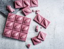 Cioccolato Ruby (fonte: Barry Callebaut) (ANSA)