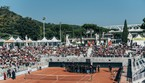 FOTO Tennis & Friends,sport e divertimento in campo per la salute (ANSA)