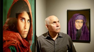 Steve McCurry photo exhibition [ARCHIVE MATERIAL 20130627 ] (ANSA)