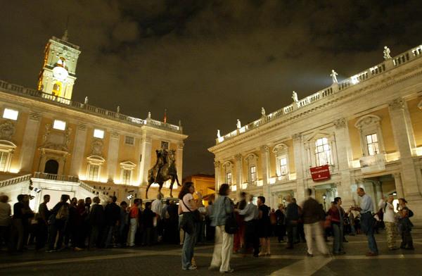 Roma, riaperta la Sala degli Imperatori dei Musei Capitolini