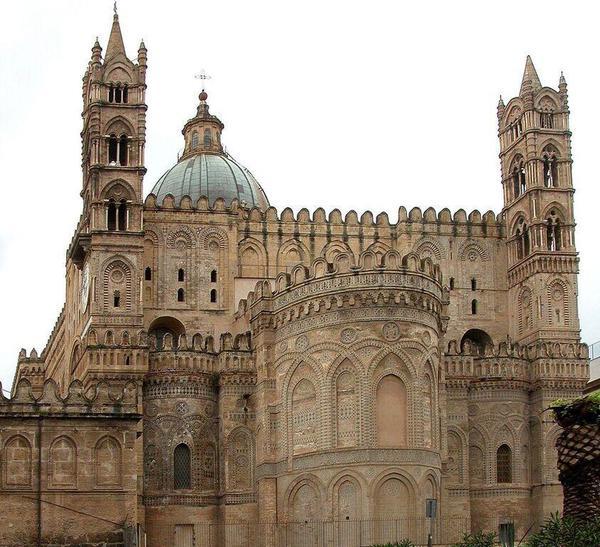 Palermo, il Presidente Mattarella ha inaugurato il percorso arabo - normanno