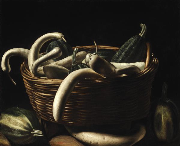 Caravaggio e la natura morta