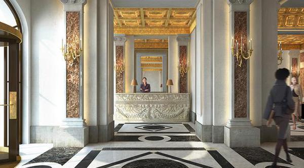 Riapre l\'hotel Eden a Roma con la terrazza amata da Fellini ...