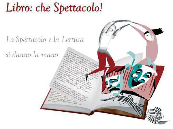 Libro che spettacolo tante storie tra palco e librerie - La nona porta libro ...