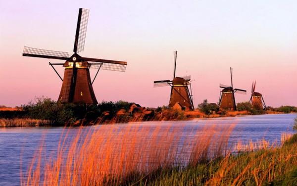 I 10 mulini a vento più belli d'Europa