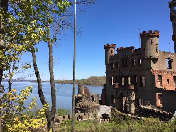 Usa, a Bannerman Island isola misteriosa sull'Hudson