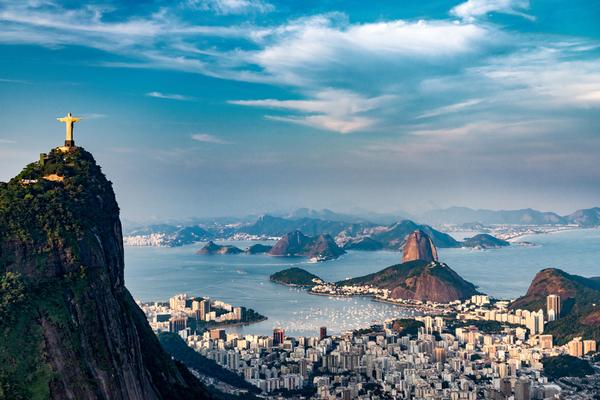 Brasile con Rio sogna far volare turismo, 6 milioni visitatori