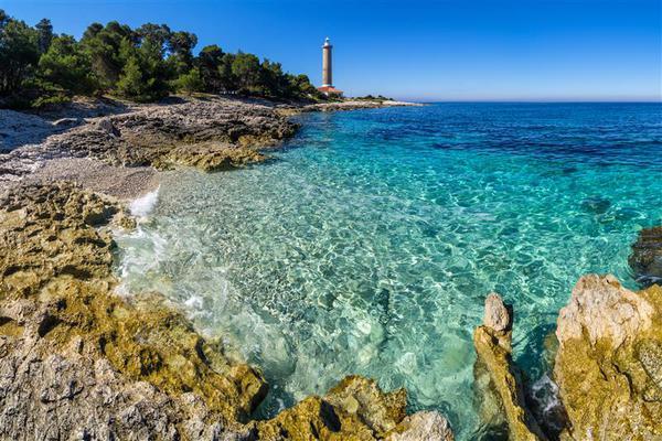 Le 5 isole pi belle della croazia mare e gioielli - Immagini di spongebob e sabbia ...