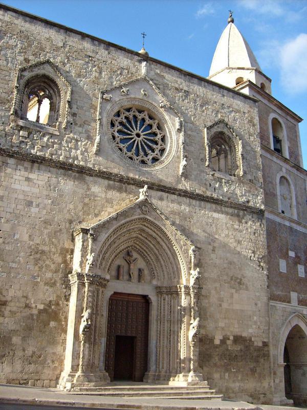 Sulla via dei Sanniti, da Campobasso a Termoli