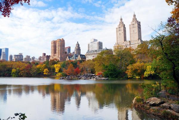 New York la più desiderata meta d'autunno