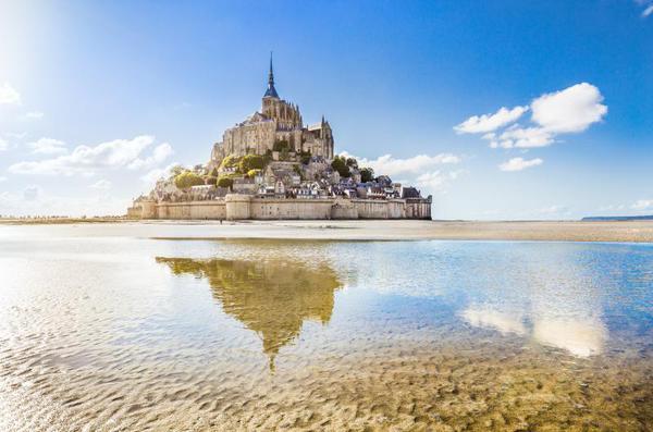 Mont Saint Michel (Skyscanner) © Ansa