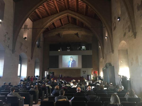 'Santa': il sindaco a Orvieto per il