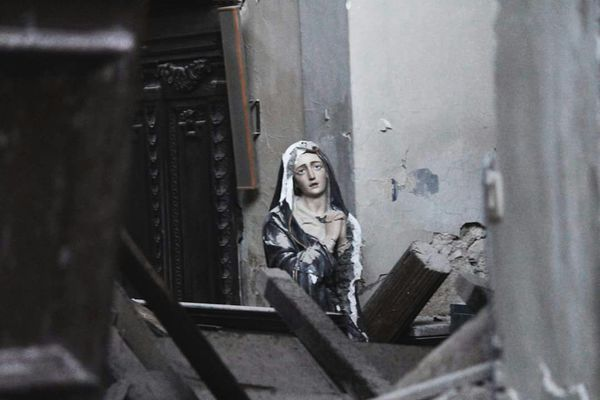 Il gesto di Claudio Baglioni per le vittime del terremoto