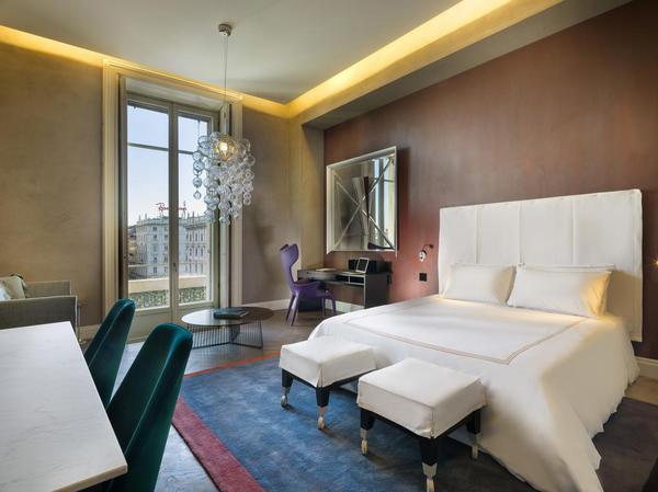 Il design è di casa: 7 idee per un soggiorno ispirati alla Milano ...