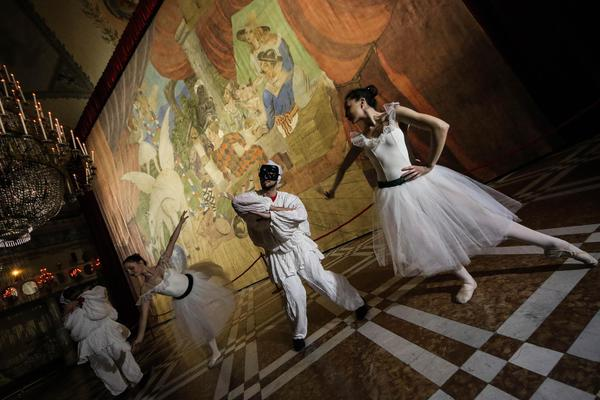 Mostre: 'Picasso e Napoli: Parade' a Capodimonte © ANSA