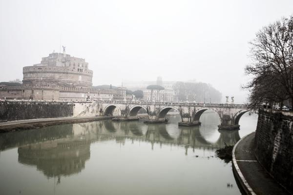 Castel Sant'Angelo opens previously closed rooms © ANSA