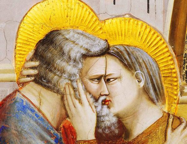 Tra arte ed emozioni, Magister Giotto