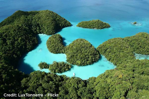 Palau (Filippine) © ANSA