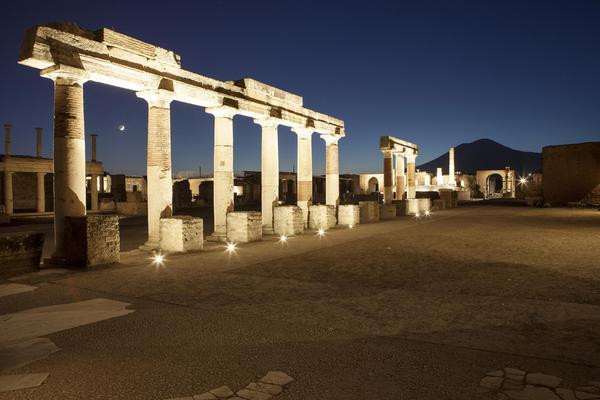 Rincaro dei biglietti per la visita agli Scavi di Pompei