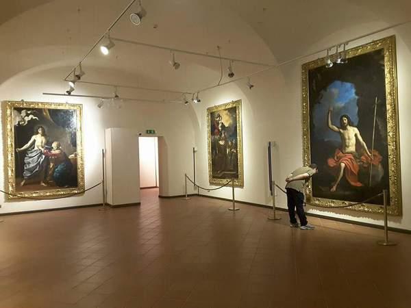 Guercino e Mattia Preti a confronto al Museo civico di Taverna © ANSA