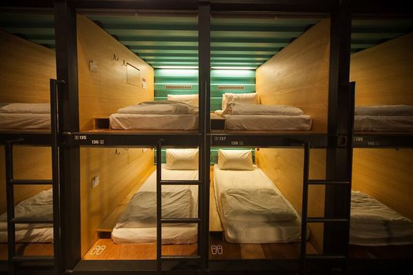 Capsule By Container Hotel - Kuala Lumpur International Airport © Ansa