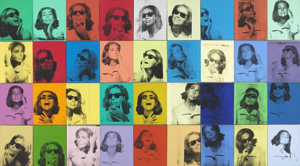 Mostre: l'uomo e il mito, al Whitney retrospettiva completa su Warhol 'Andy Warhol From A to B and  Back Again' prima in Usa in 30 anni © ANSA