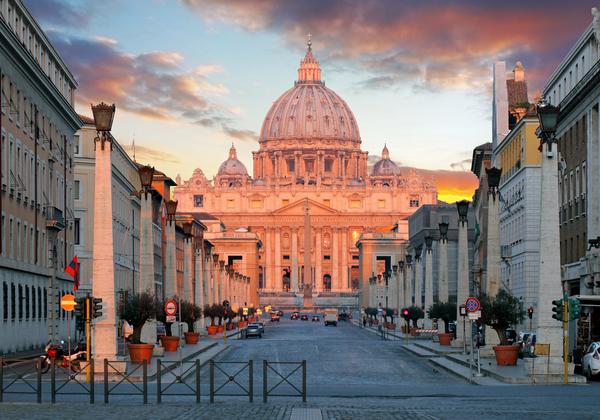 San Pietro iStock. © Ansa