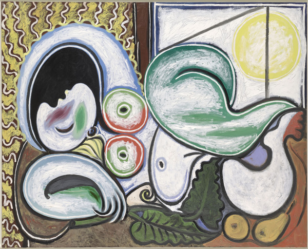 Picasso, Nudo sdraiato, 1932 olio su tela, 130x161,7 cm Paris, Musée National Picasso Credit: RMN-Grand Palais (Muséenational Picasso-Paris) /Adrien Didierjean/ dist. Alinari © ANSA