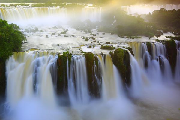 Le cascate Iguazù © Ansa