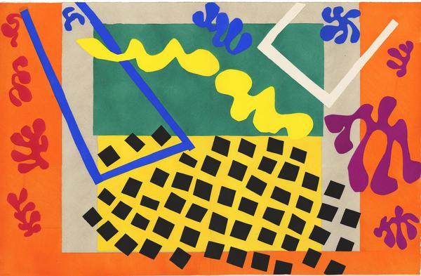 I Codomas, da Jazz Triade Editore, Parigi 1947 © ANSA