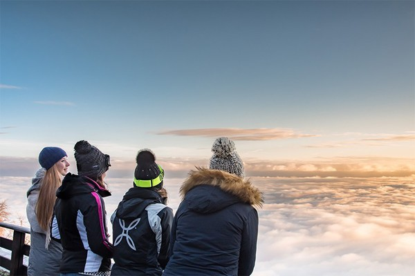 Inverno slow nell Oasi Zegna tra sci e ciaspolate - Bellezza - ANSA.it b14f39c0fb9