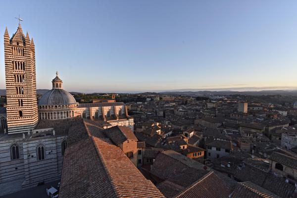 Facciatone Duomo Siena Più Visite Toscana Ansa It