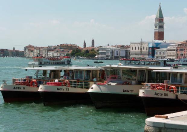 Eni, a Venezia i vaporetti vanno a Eni Diesel+