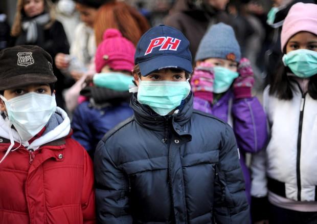 Oms, 1,7 mln bimbi morti ogni anno per inquinamento © ANSA