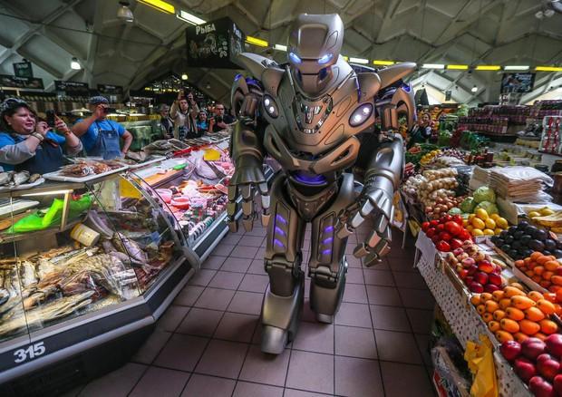 Robot e tecnologia la cucina del 2019 sempre pi hi for Cucina hi tech