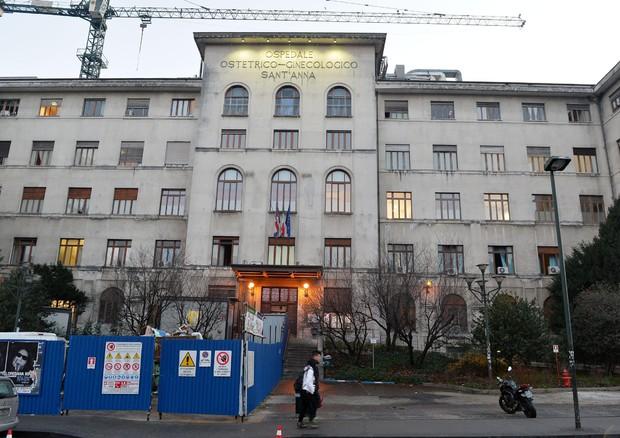 Punti nascita, S.Anna Torino primo in Italia con 7052 parti © ANSA