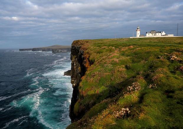 Irlanda, la magia di svegliarsi in un faro - Nel Mondo - ANSA.it