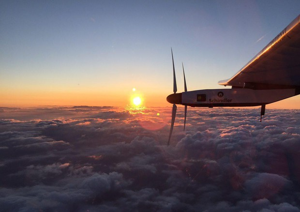Riparte il giro del mondo di Solar Impulse 2