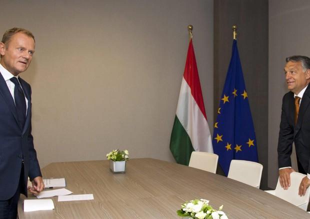 Ppe: Meloni, 'se Orban esce naturale che venga con Conservatori'