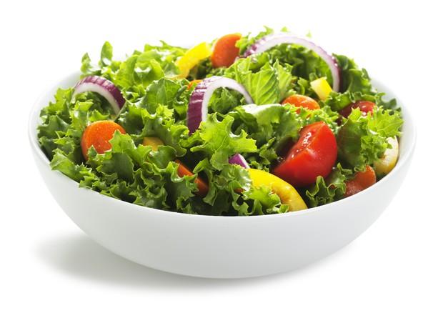Insalate in busta, taglio foglie aumenta rischio salmonella © Ansa