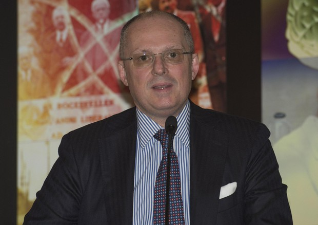 Il presidente dell'Istituto Superiore di Sanita' Walter Ricciardi, © ANSA