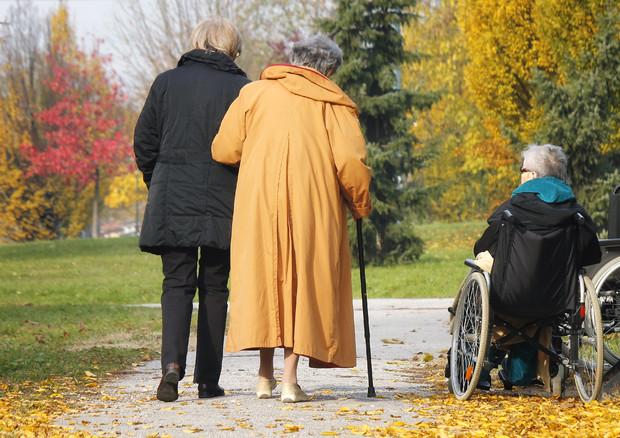 Giochi per anziani con demenza
