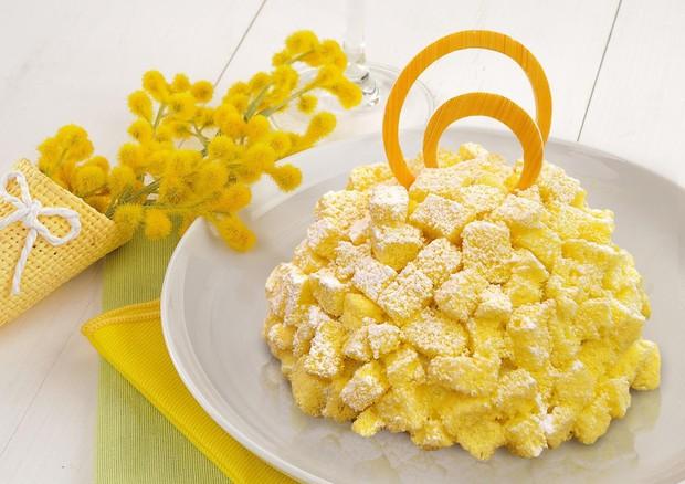 los angeles 56ca6 6820d 8 marzo: ecco la torta mimosa in versione gluten free ...