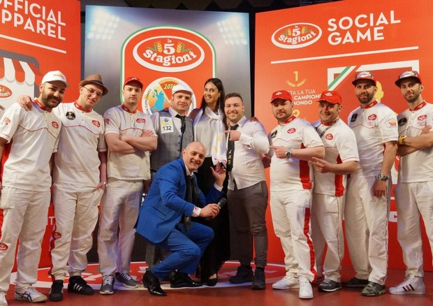 E' il francesce Ludovic Biccherai il Campione del mondo della Pizza 2016