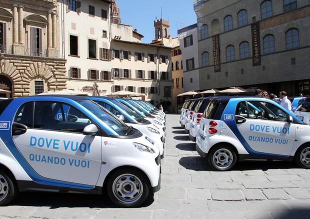Tutti pazzi per il Car sharing: + 35% negli ultimi sei mesi